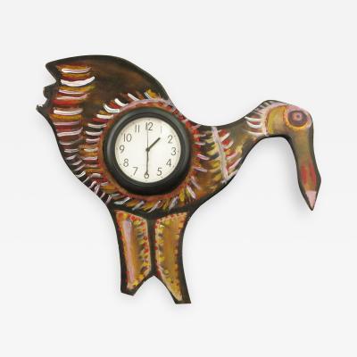 Hubert Walters Bird Clock