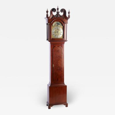 Hugh Bigham TALL CASE CLOCK BY HUGH BRIGHAM