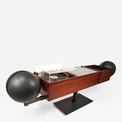 Hugh Spencer 1960s Clairtone Project G2 Rosewood Stereo System