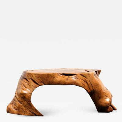 Hugo Franca Guar s Coffee Table by Hugo Fran a