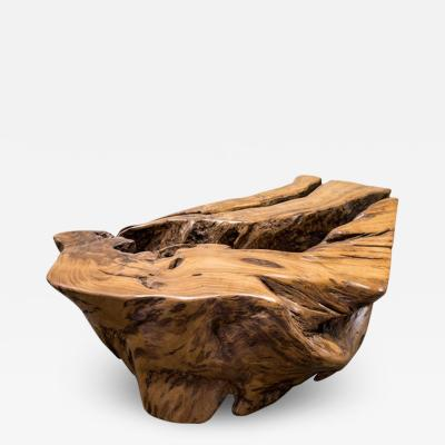 Hugo Franca Jabr Coffee Table by Hugo Fran a