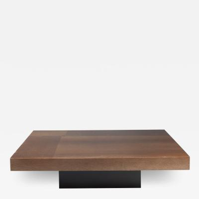 Hugues Chevalier Lausanne Coffee Table