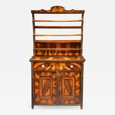 Hungarian painted dresser