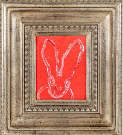 Hunt Slonem Red Nancy