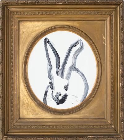 Hunt Slonem Untitled Bunny CER00055