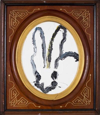 Hunt Slonem Untitled Bunny CER00484