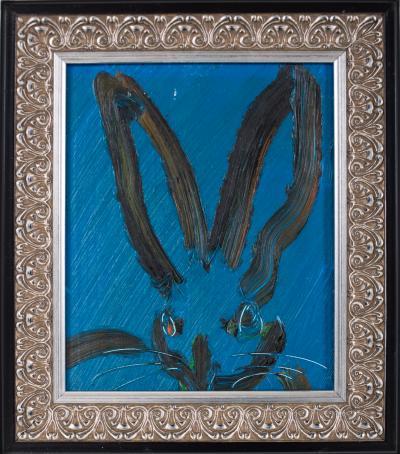Hunt Slonem Untitled Bunny CER00592