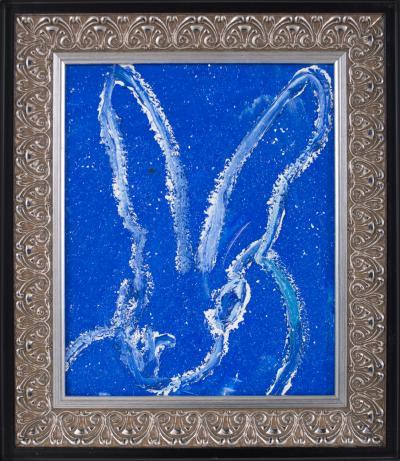 Hunt Slonem Untitled Bunny CER00602