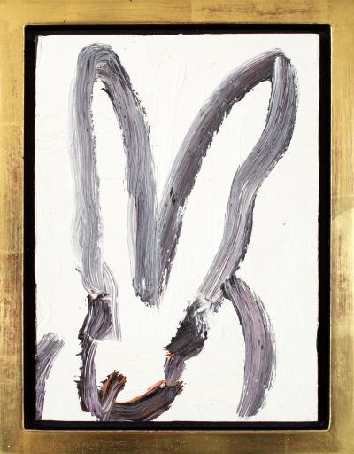 Hunt Slonem Untitled Bunny CER01025
