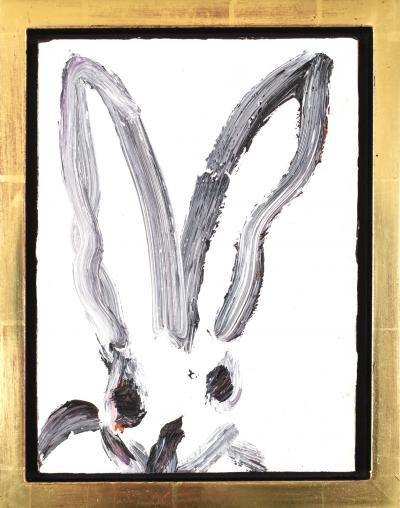Hunt Slonem Untitled Bunny CER01026