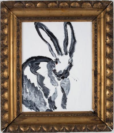 Hunt Slonem Untitled Bunny CRK02864