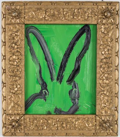 Hunt Slonem Untitled Bunny CRK03178