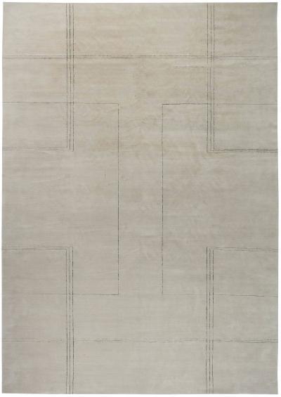 INSPIRED DECO DESIGNED GEOMETRIC CARPET