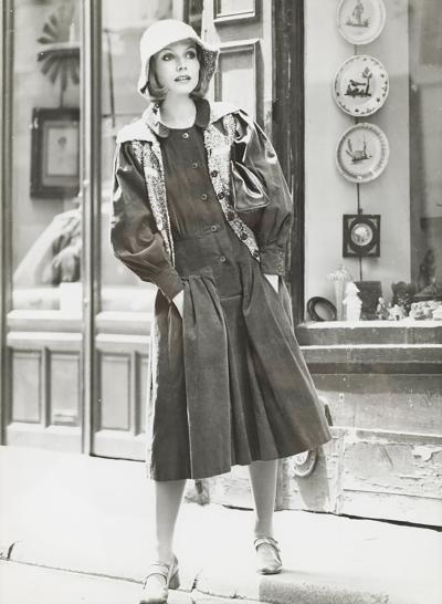 IPA original fashion photography 70s Cacharel