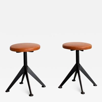 ITALIAN INDUSTRIAL STOOL