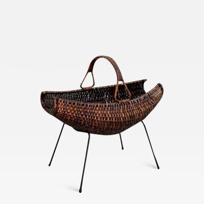 ITALIAN WICKER CATCH ALL