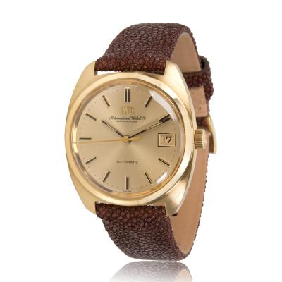 IWC Classique Classique Men s Watch in 18K Yellow Gold