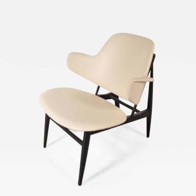 Ib Kofod Larsen 1950s Shell Chair by Ib Kofod Larsen for Christensen Larsen Denmark