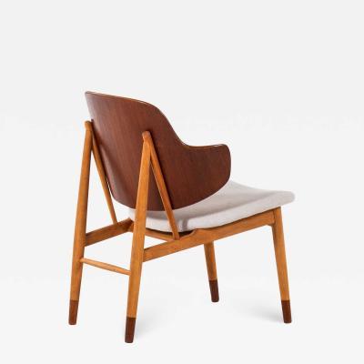 Ib Kofod Larsen Easy Chair Produced by Christensen Larsen in Denmark