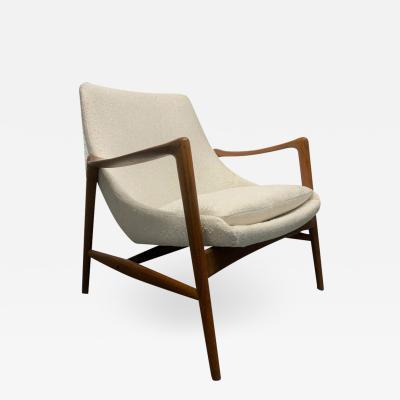 Ib Kofod Larsen IB Kofod Larsen Style Lounge Chair