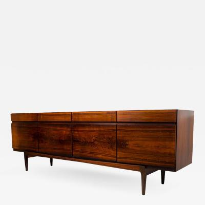 Ib Kofod Larsen Ib Kofod Larsen Brazilian Rosewood Model FA 66 Cabinet for Faarup M belfabrik