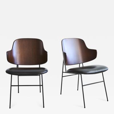 Ib Kofod Larsen Kofod Larsen Penguin Chairs