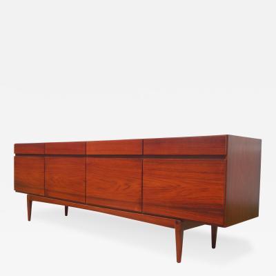 Ib Kofod Larsen Rosewood Sideboard by Ib Kofod Larsen