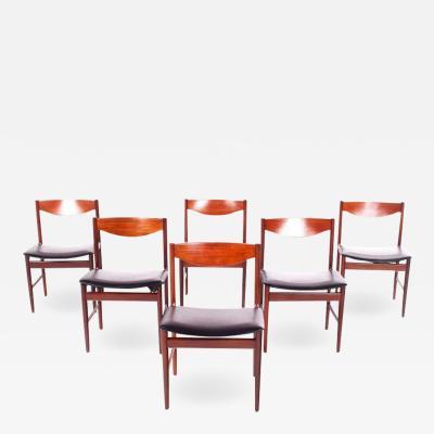 Ib Kofod Larsen Teak Dining Chairs by Ib Kofod Larsen for G Plan