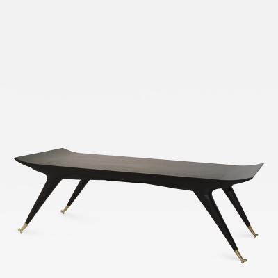 Ico Luisa Parisi Ico Luisa Parisi Style Sculptural Italian Coffee Table