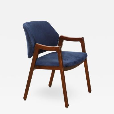 Ico Luisa Parisi Open Arm Chair by Ico Luisa Parisi for Cassina