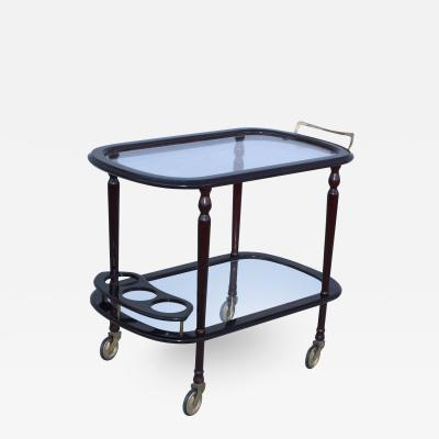 Ico Parisi 1950s Ico Parisi Bar Cart