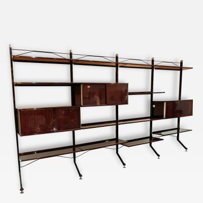 Ico Parisi Bookcase by Ico Parisi 1916 1996 Designed for MIM Roma Italy ca 1955