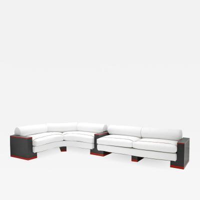Ico Parisi Corner sofa by Ico Parisi