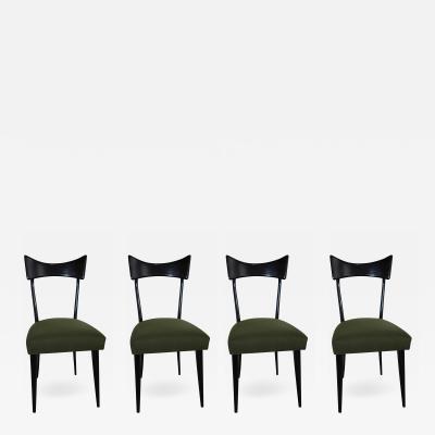 Ico Parisi Ico Parisi Dining Chairs
