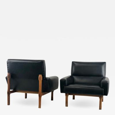 Ico Parisi Ico Parisi armchairs for Cassina Model 869