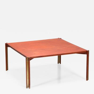 Ico Parisi Ico Parisi coffee table for Stildomus Mod Castore 1201