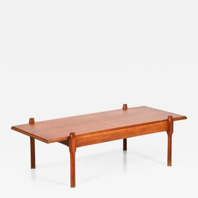 Ico Parisi Ico Parisi teak table from the 60s