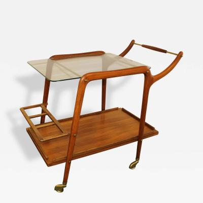 Ico Parisi Italian Bar Cart