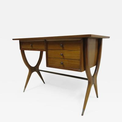 Ico Parisi Mid Century Desk in the Style of Ico Parisi