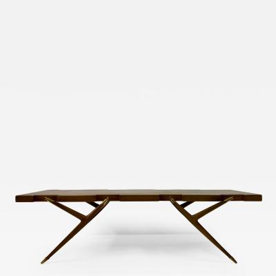 Ico Parisi Model No 1116 Coffee Table by Ico Parisi for Singer Sons