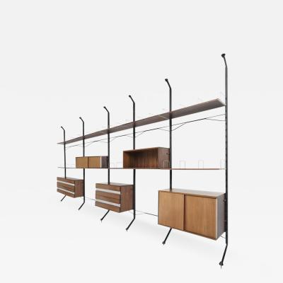 Ico Parisi Outstanding Urio Bookcase by Ico Parisi for MIM