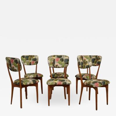 Ico Parisi SET OF 6 CHAIRS