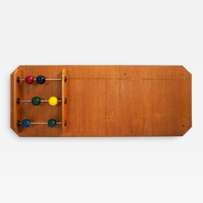 Ico Parisi Unique Ico Parisi Children Headboard with Abacus