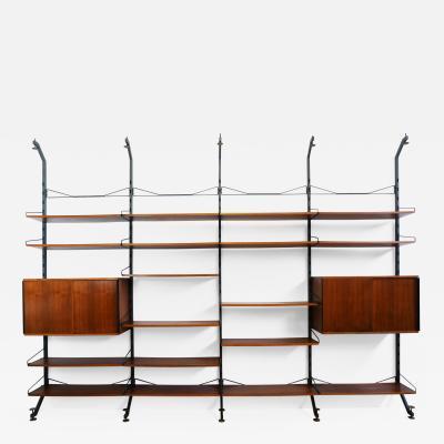 Ico Parisi Urio System Bookcase by Ico Parisi for MIM