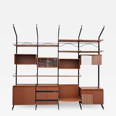 Ico Parisi Wall Unit Model Urio by Ico Parisi for MIM