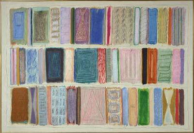Ida Rittenberg Kohlmeyer Color Stripes
