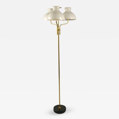 Ignazio Gardella Floor Lamp by Ignazio Gardella Italy circa 1970