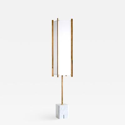 Ignazio Gardella Ignazio Gardella LTE12 Prisma Floor Lamp Azucena 1960s