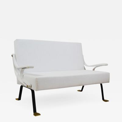 Ignazio Gardella Sofa model Digamma by Ignazio Gardella for Gavina