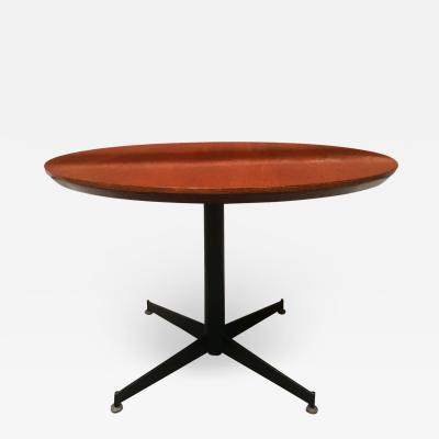 Ignazio Gardella Teak table by Ignazio Gardella and Luigi Caccia Dominioni for Azucena 1950s